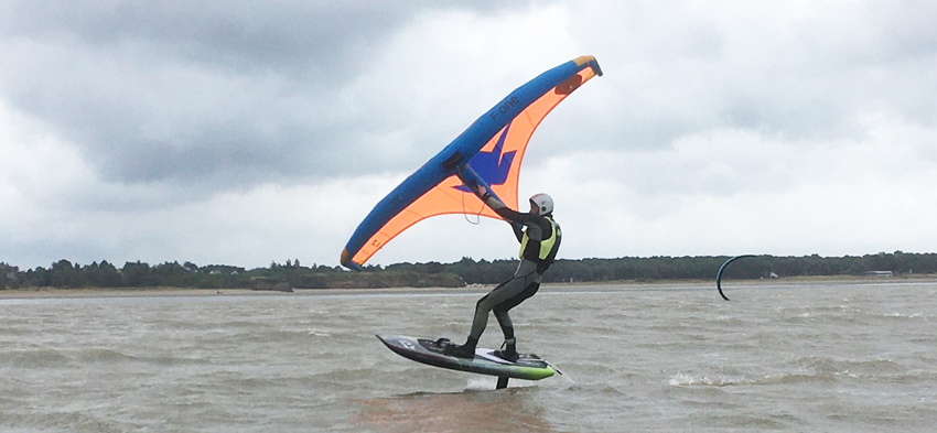wing foil wing surf